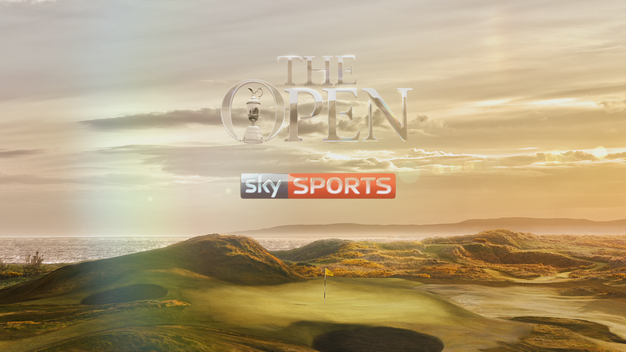 The Open Titles - Legends -