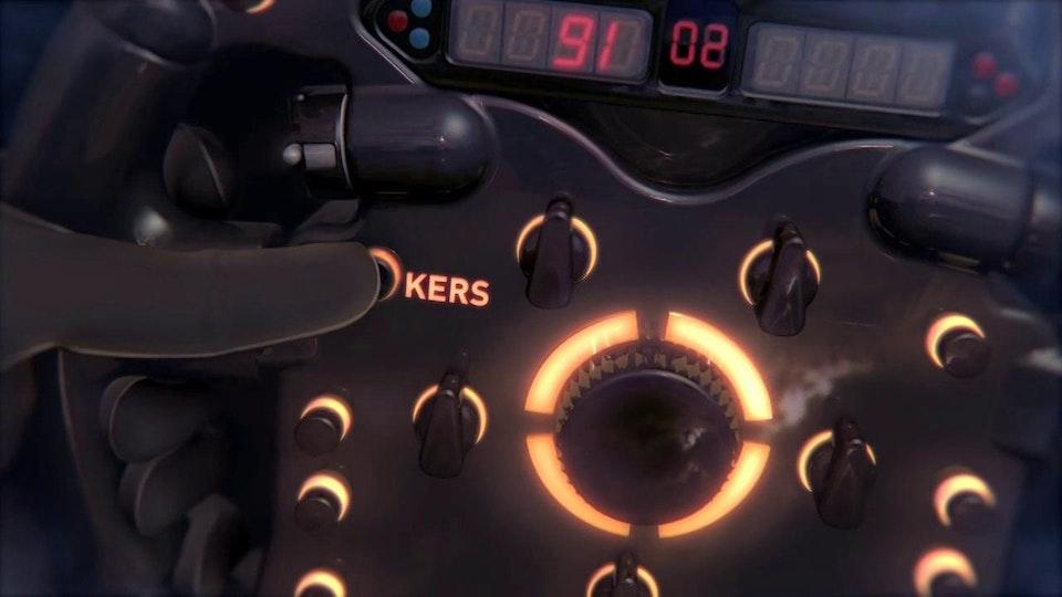 F1 Jargon Buster 'Kers' - Anthony Laranjo