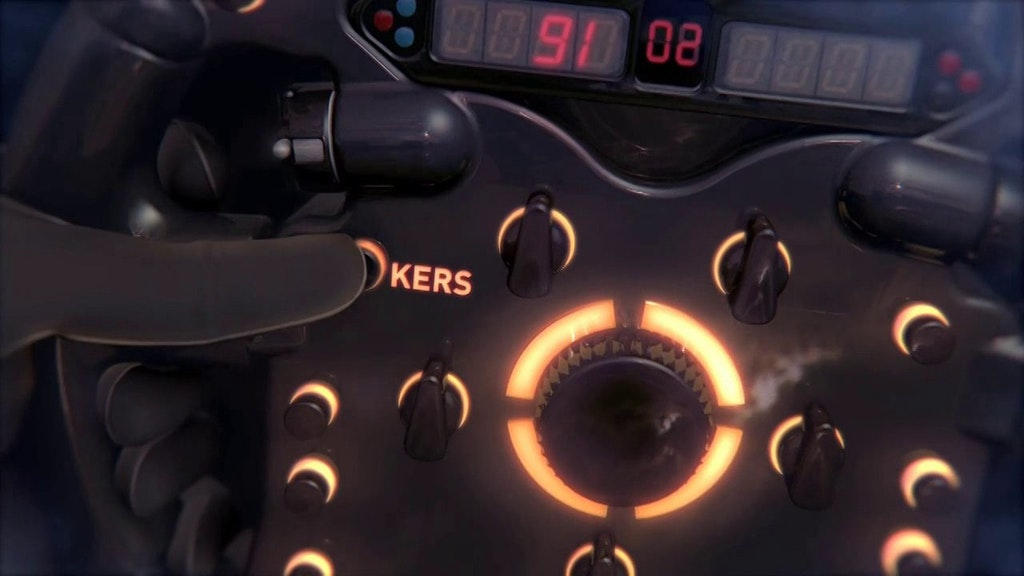 F1 Jargon Buster 'Kers'