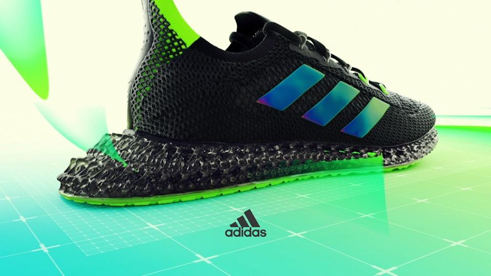 Adidas '4DFWD – TAKE IT FORWARD'