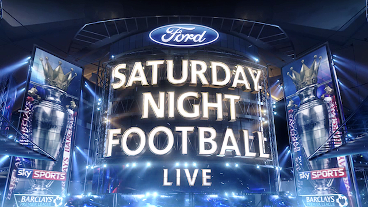Saturday Night Football -