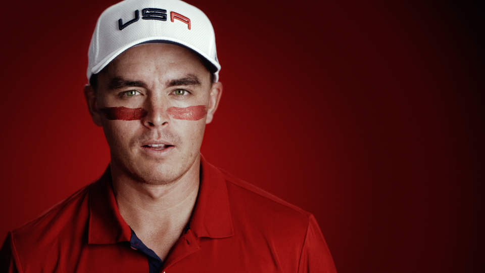 The Ryder Cup 'Show Your Colours'