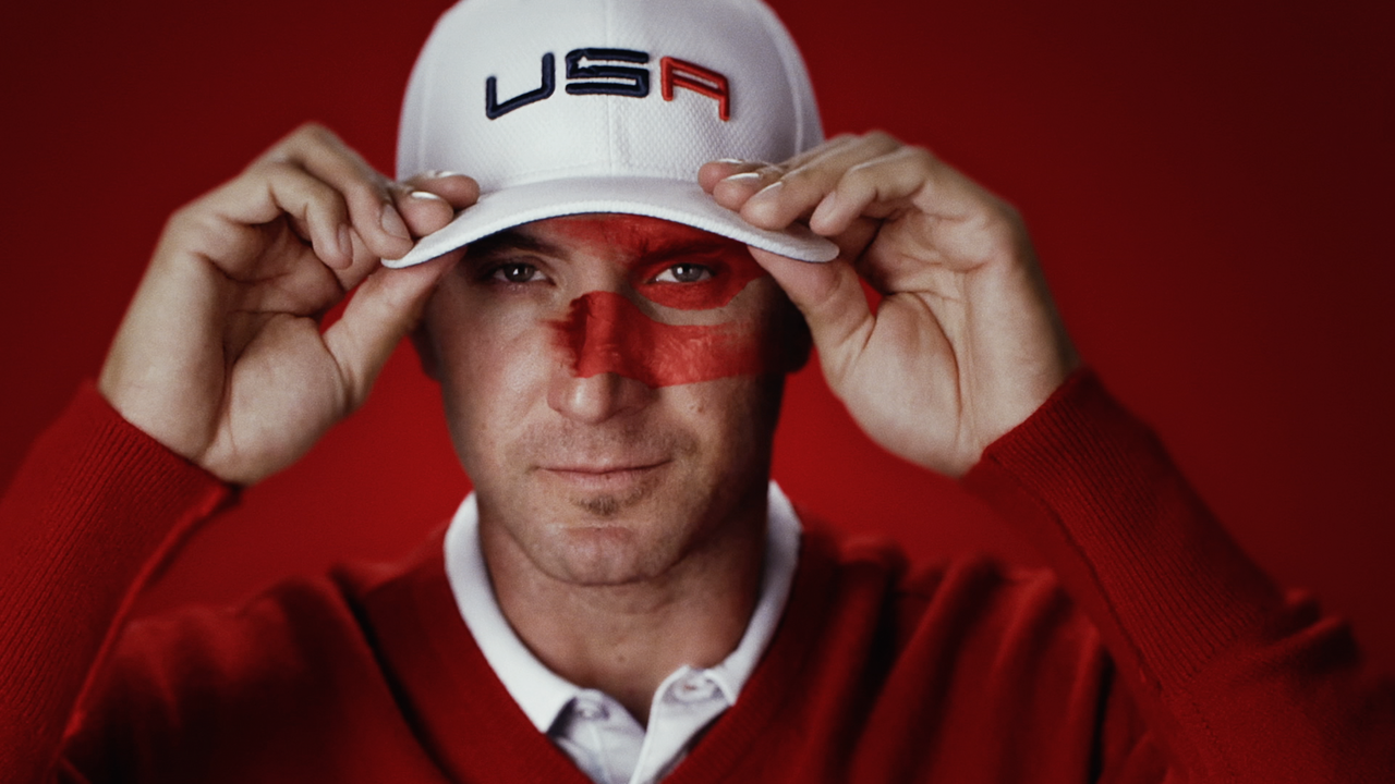 The Ryder Cup 'Show Your Colours' -
