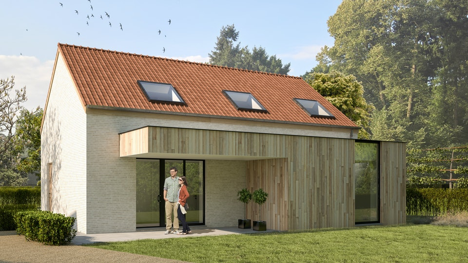 Tremelo verbouwing woning