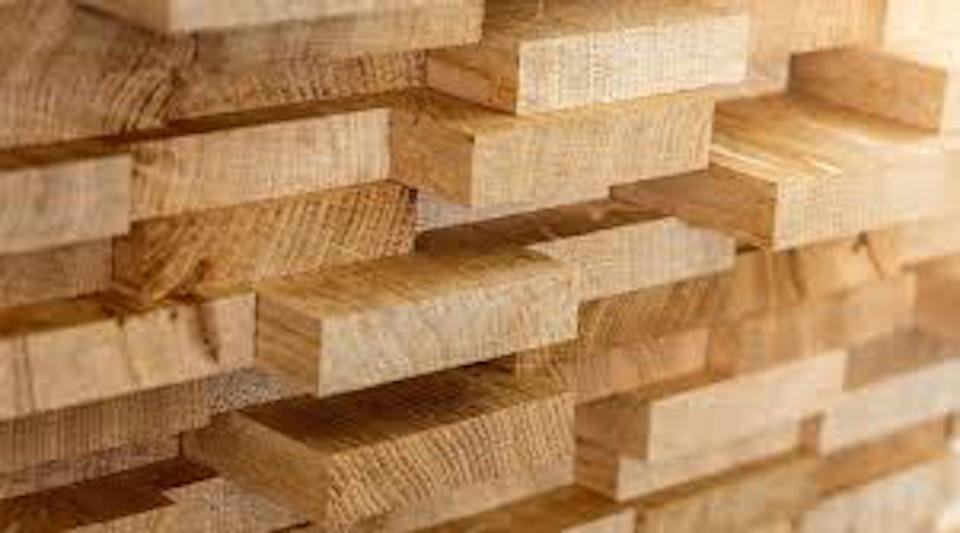 Raamprofielen in hout