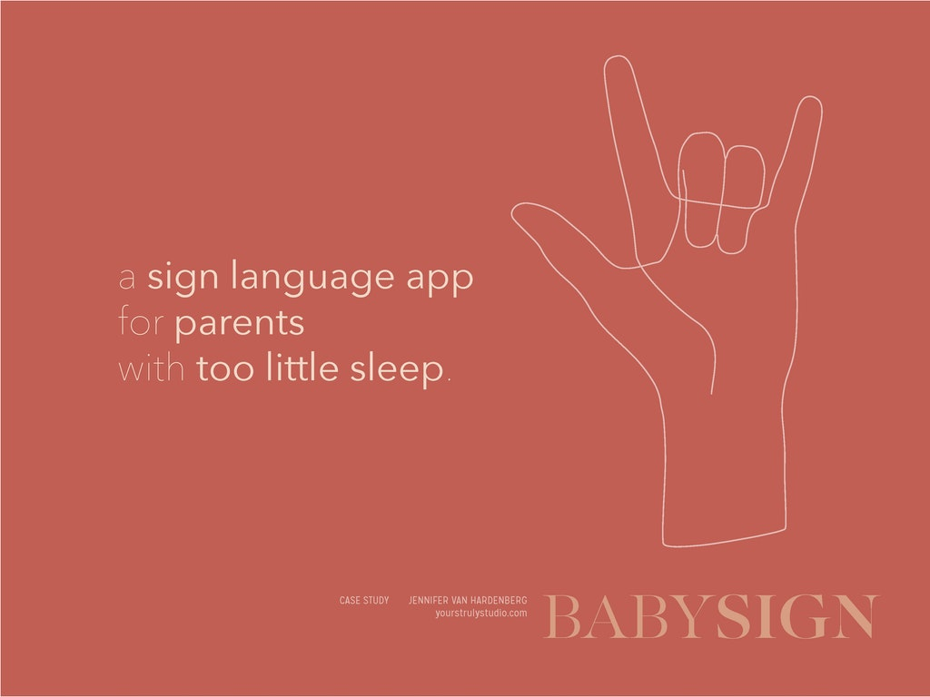 Case Study: BabySign