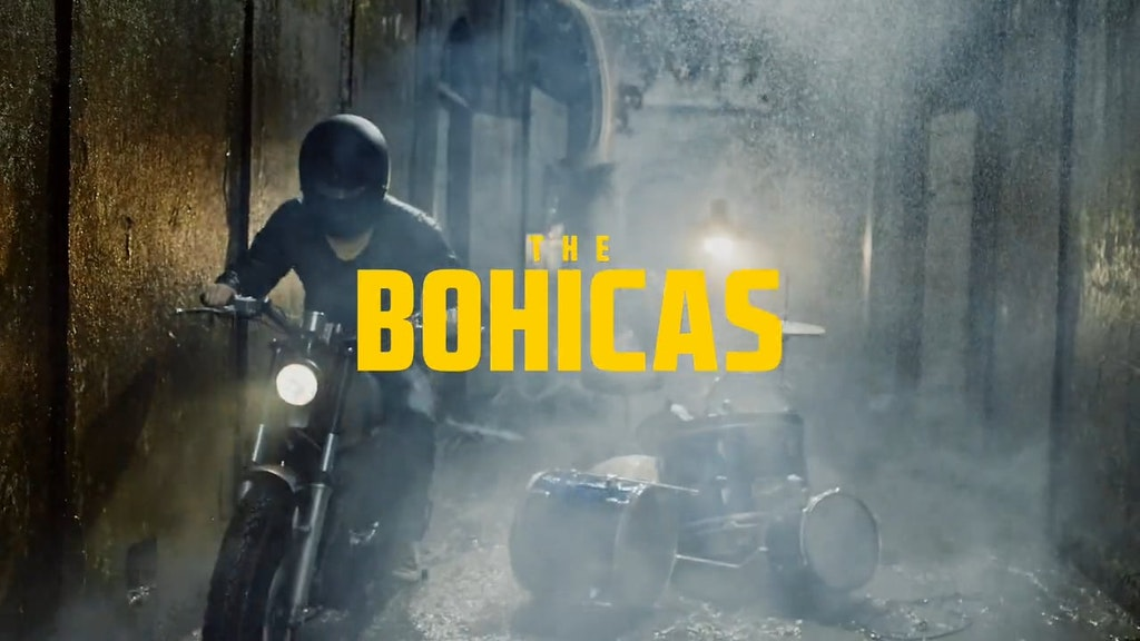 The Bohicas / Swarm