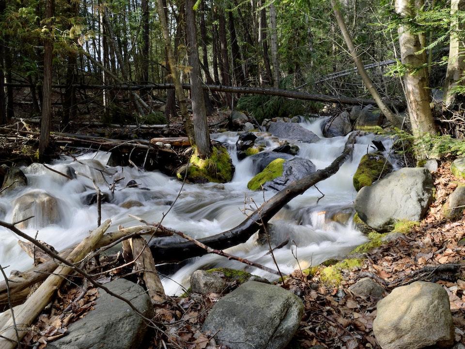 Cam McLean - Chasing Waterfalls