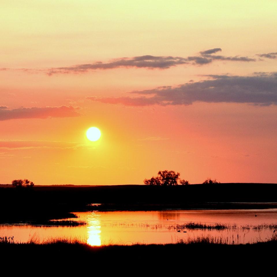 Cam McLean - Sunrise & Sunset