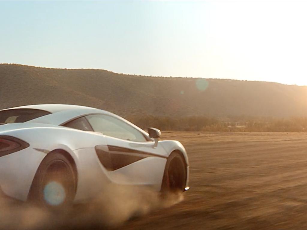 McLaren - New Ground