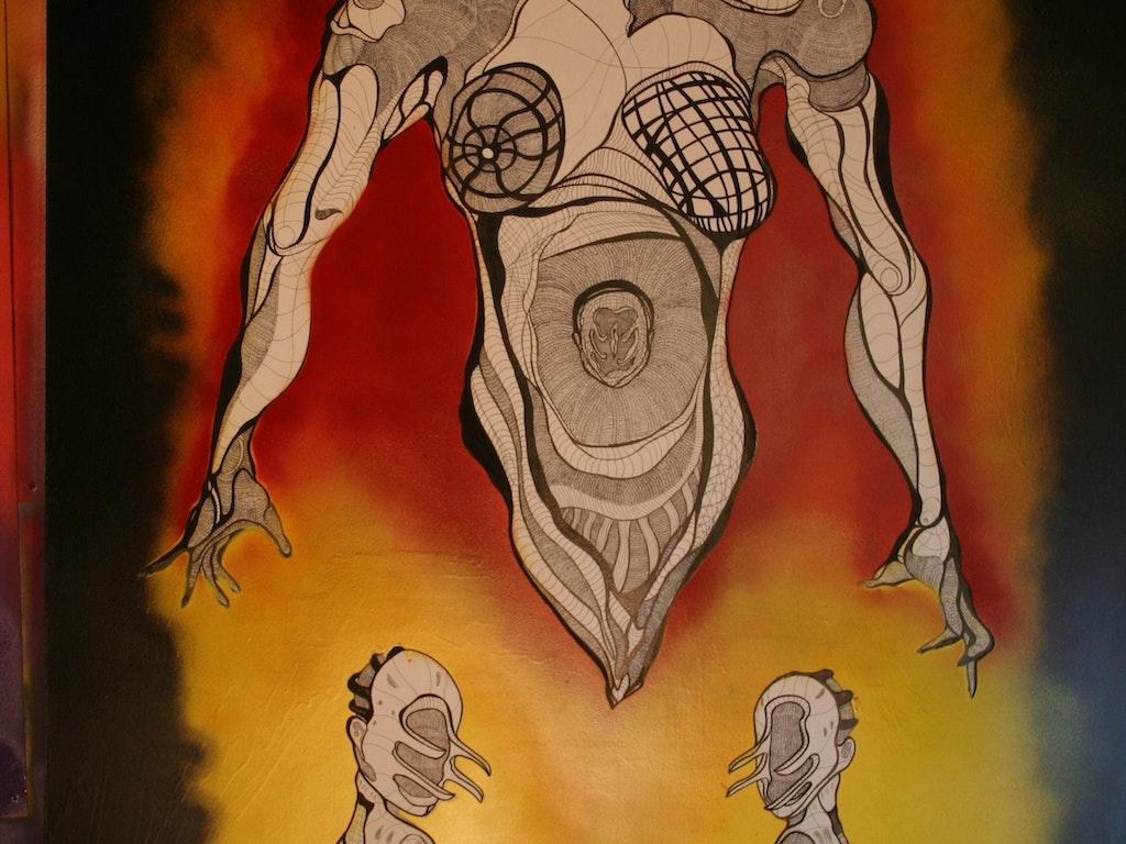 Birth of a Cyborg | Central Saint Martins | Festival of Imagination