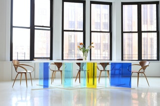 The Kaleidoscope Table