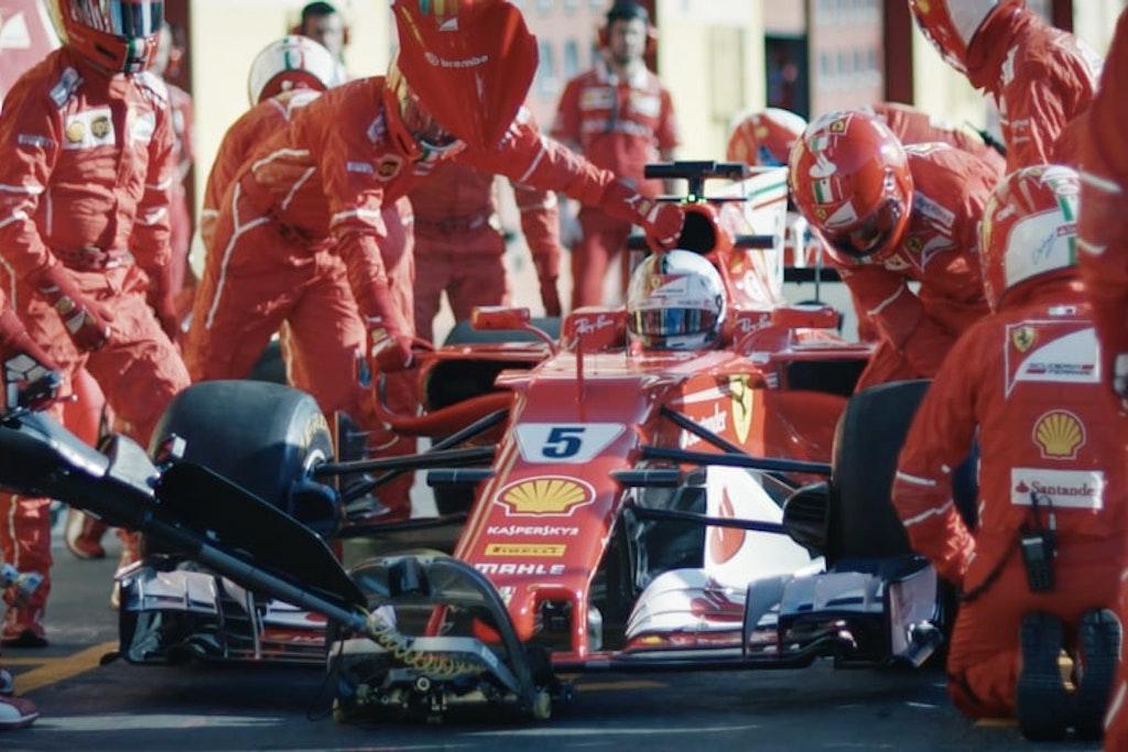 SHELL V POWER | F1 Ferrari