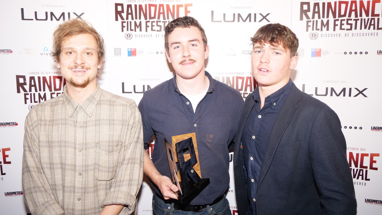 Raindance Festival comments on Aaron Dunleavy's Landsharks Best UK Short win