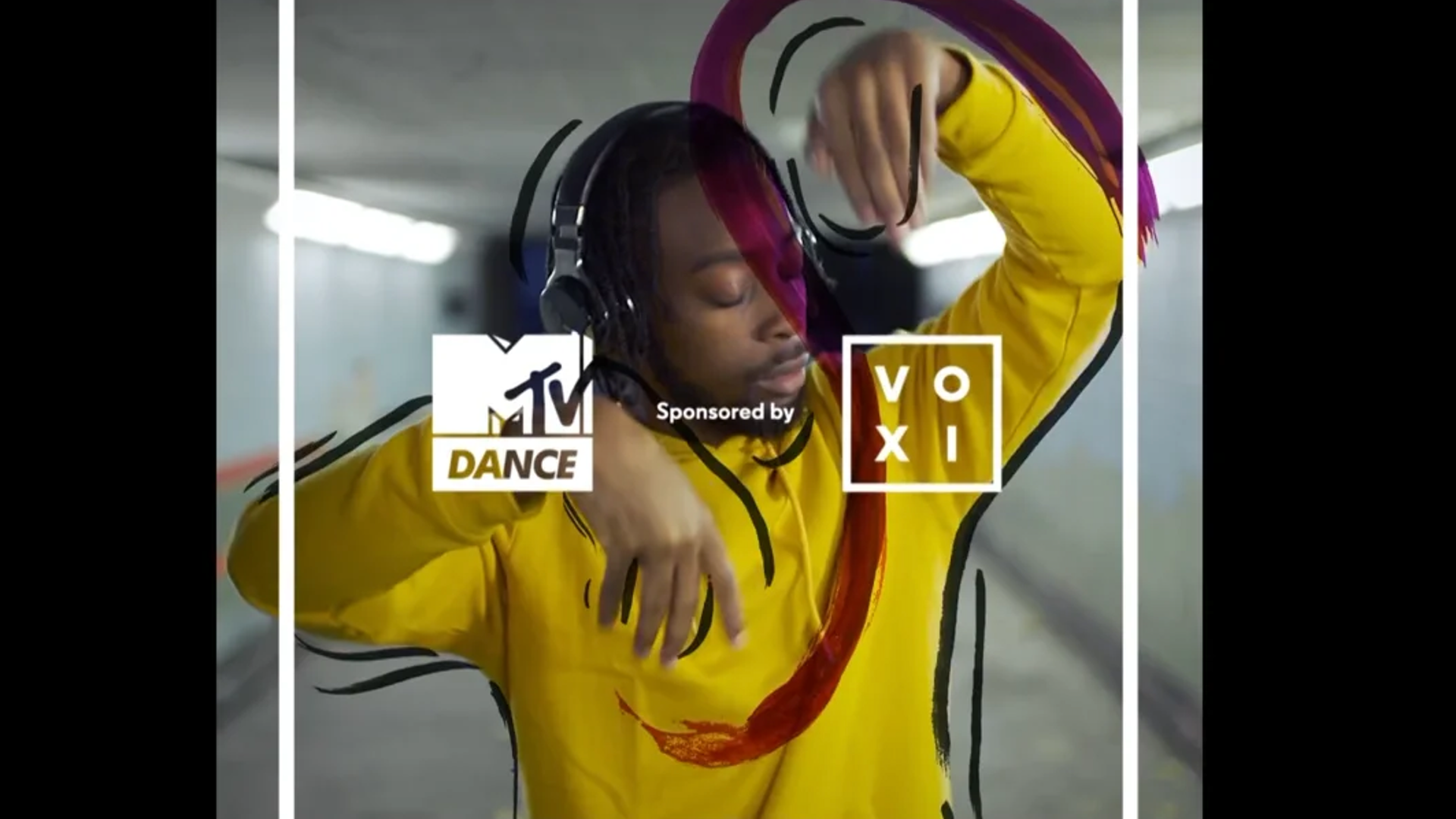 Ogilvy / VOXI Creator Idents for MTV x 5