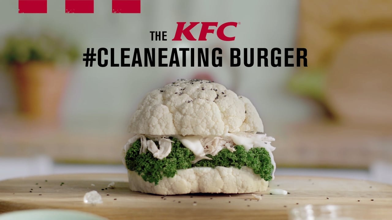 BBH / KFC / Clean Eating Burger