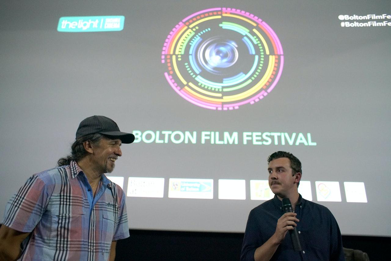 """Aaron Dunleavy's """"Landsharks"""" wins at Bolton Film Festival"""