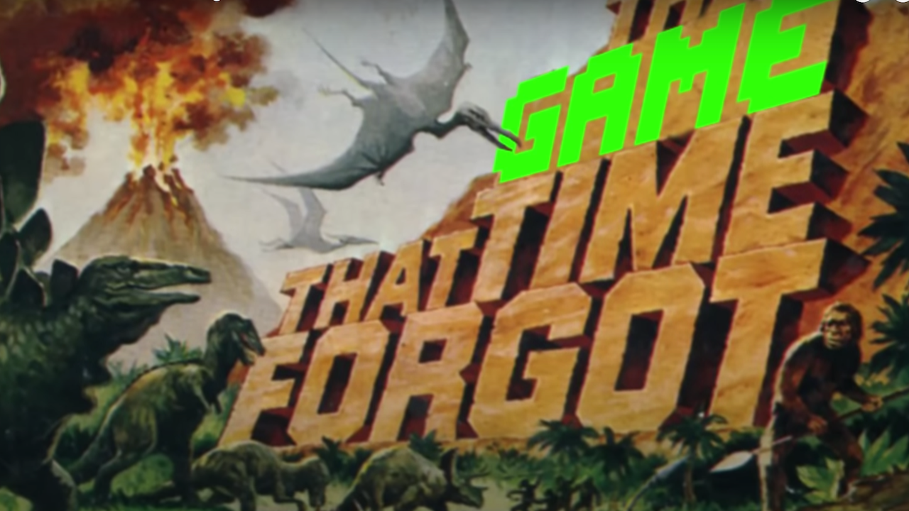 The Game That Time Forgot