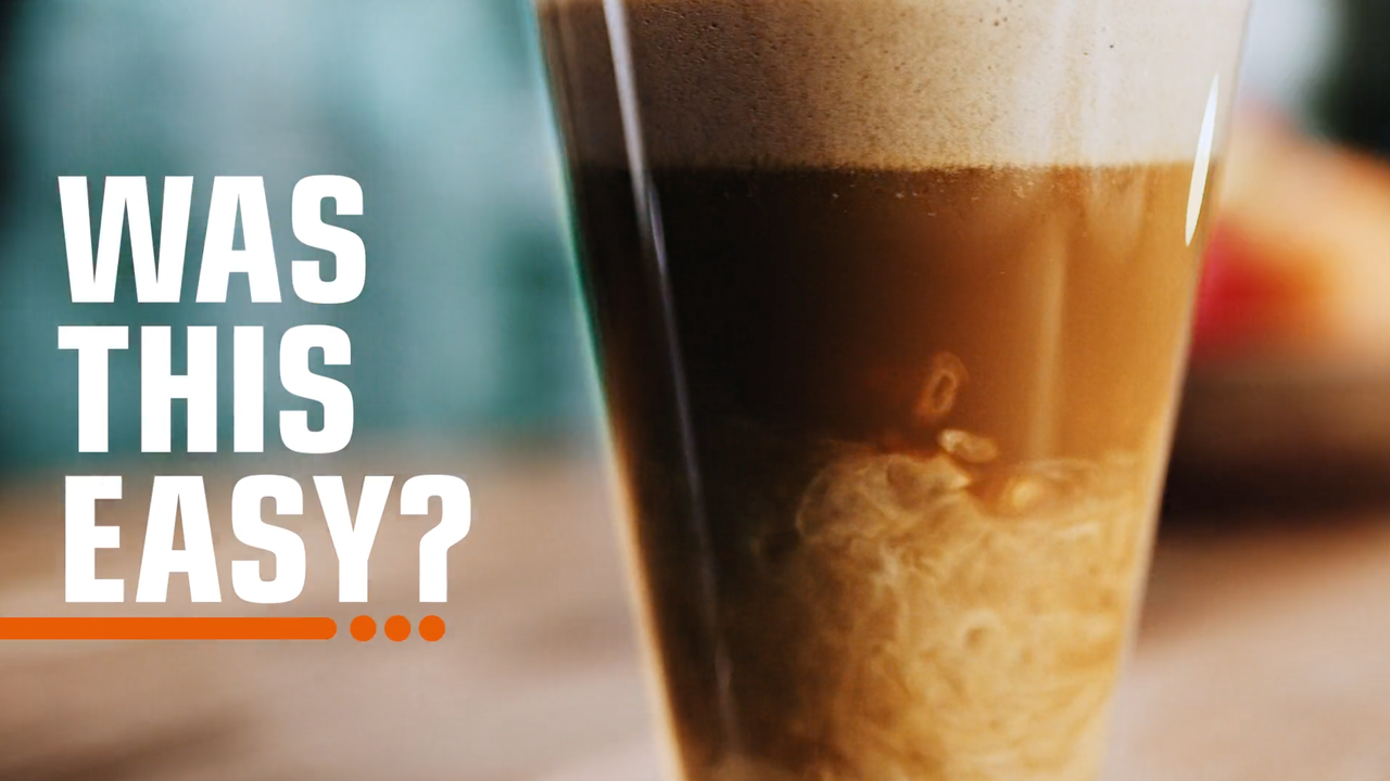 Nescafe Azera - Coffee Close-ups