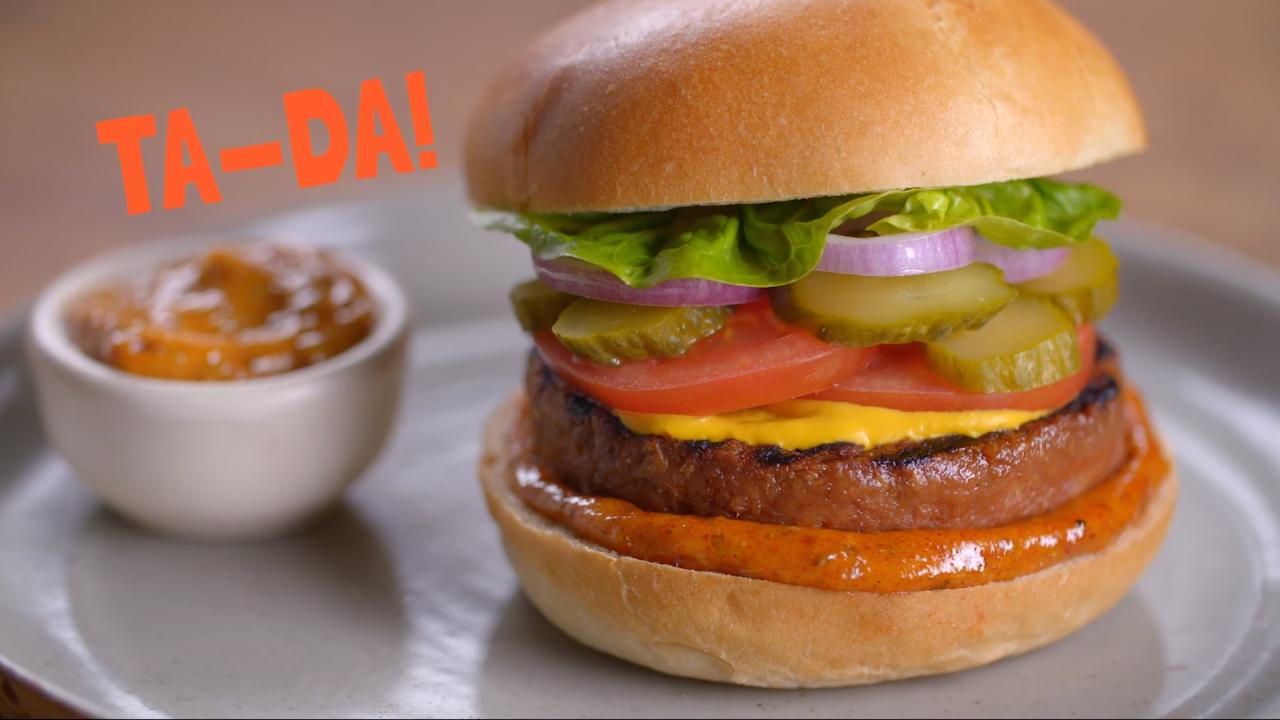 Leo Burnett / Meatless Farm Burger