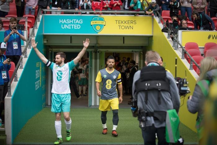 THE WEMBLEY CUP - FINAL