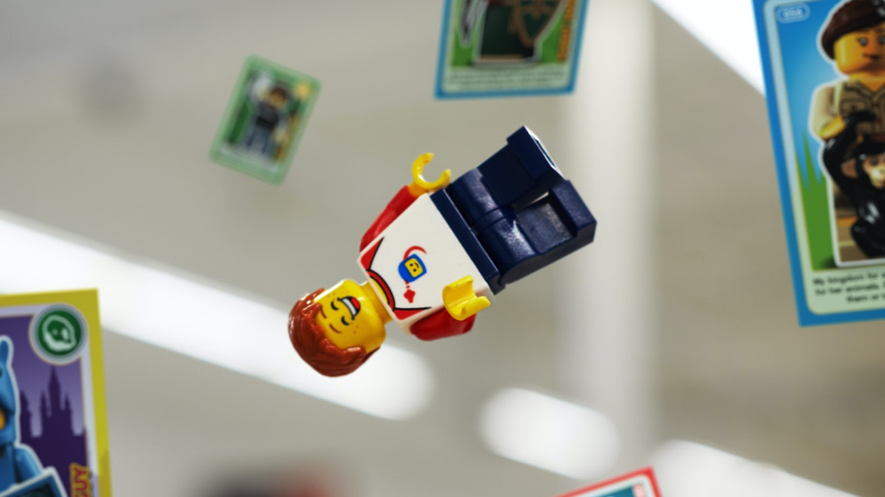 LEGO / SAINSBURYS