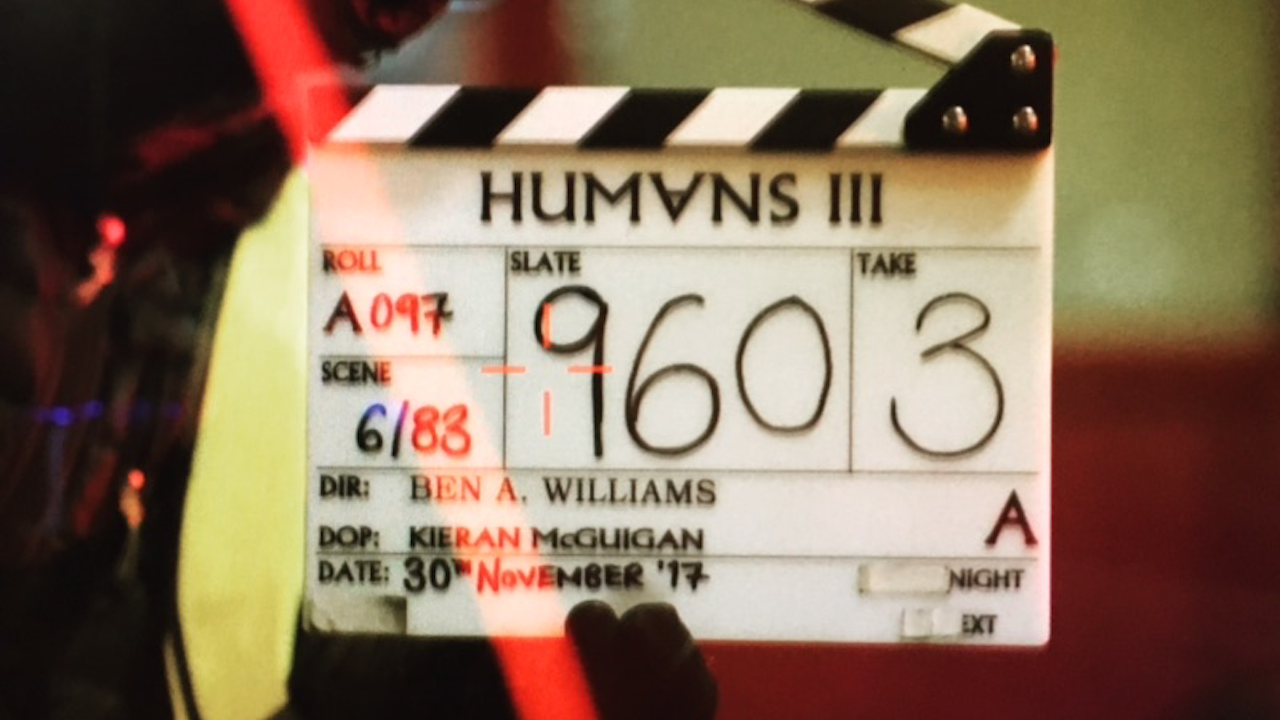 Ben A. Williams is directing Humans