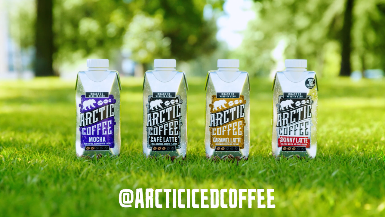 Arctic Coffee – Extreme….ly Delicious Iced Coffee