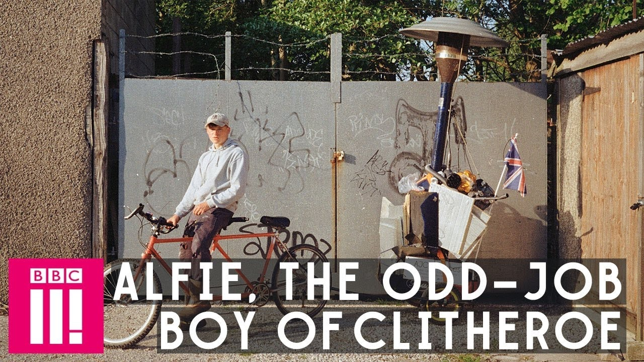 Alfie: The Odd-Job Boy of Clitheroe