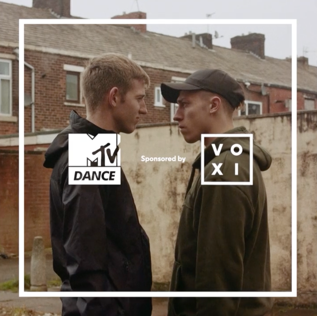 VODAFONE VOXI MTV IDENTS