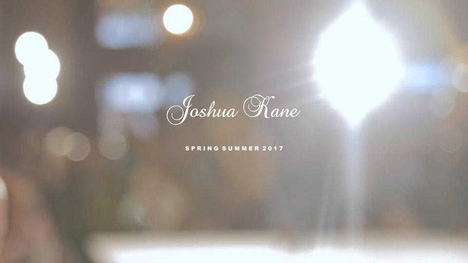 Joshua Kane - SS17 Teaser