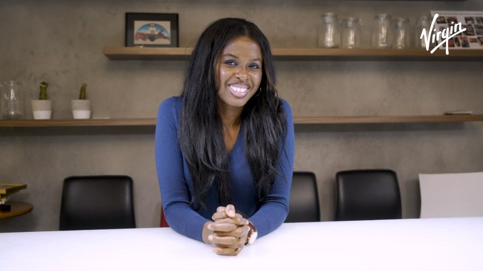 VIRGIN - June Sarpong