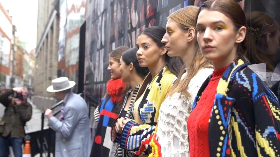 Sunglass Hut - London Fashion Week 2016