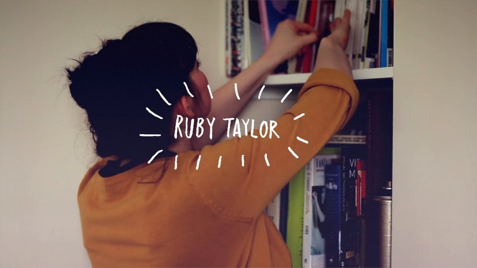 RUBY TAYLOR for THE LONDON ILLUSTRATION FAIR