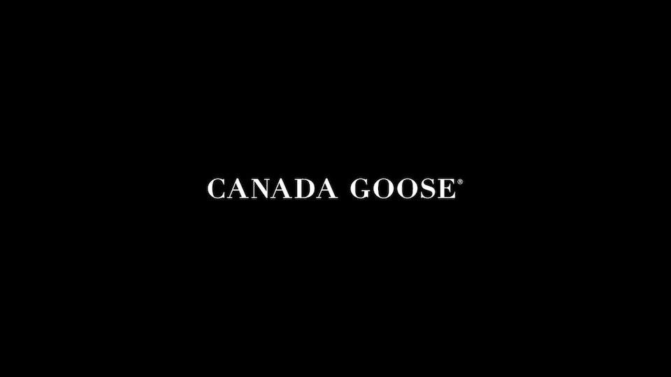 Canada Goose @ BHV Paris