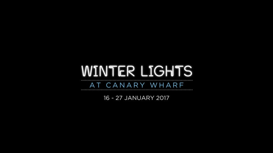 WINTER LIGHTS 2017