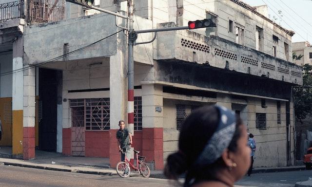corner bike