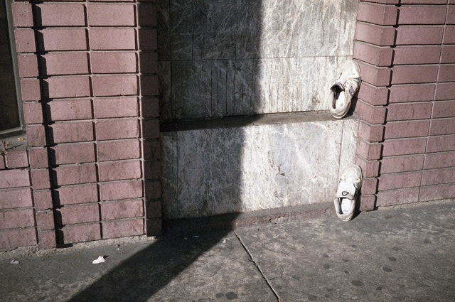 shoes-wall