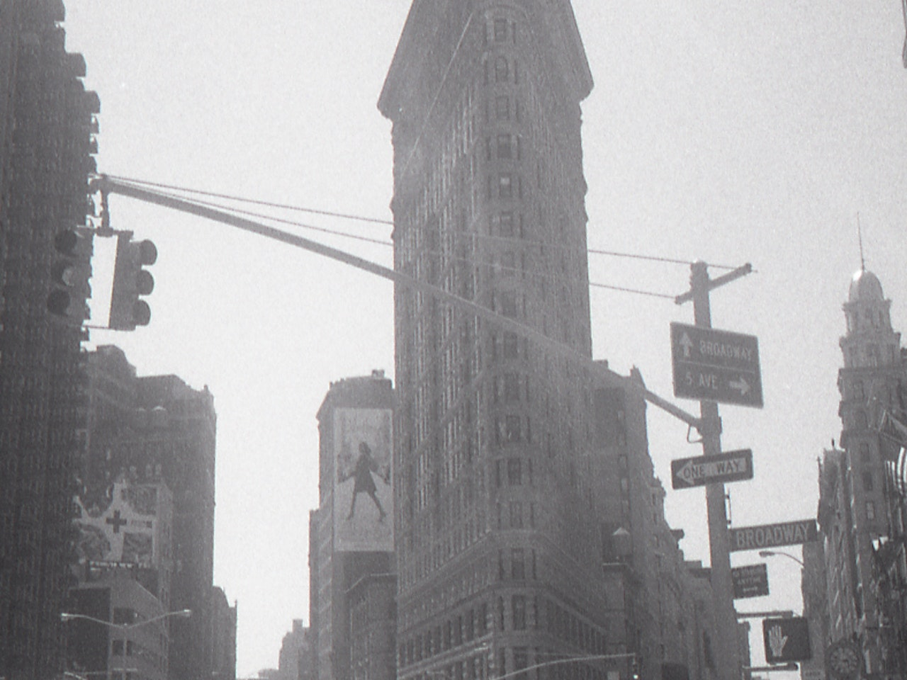 flat iron building! copy