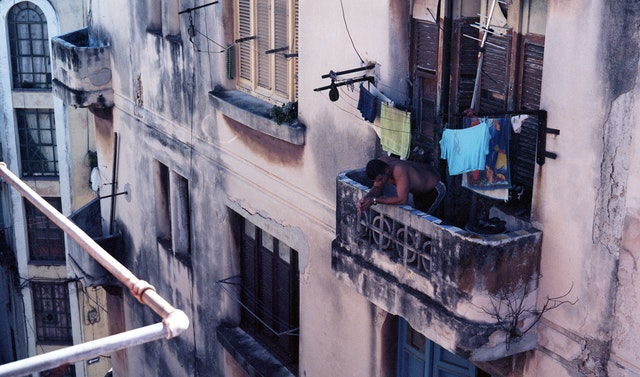 balcony habano centro