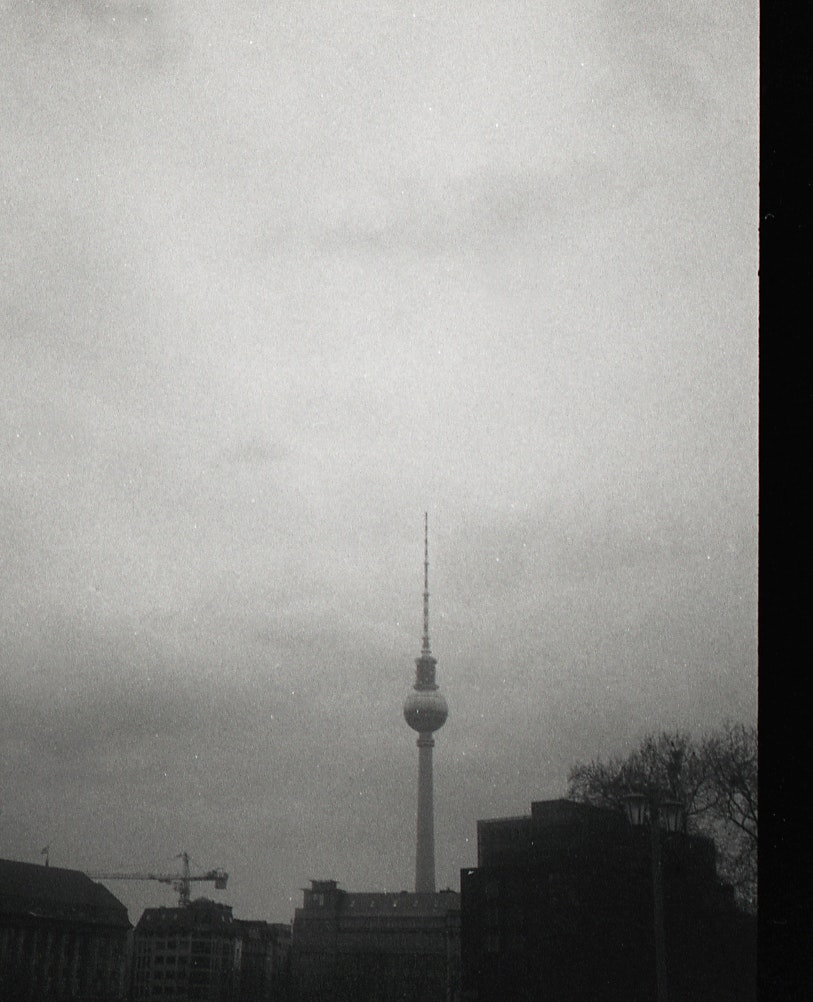 WEB tv tower berlin