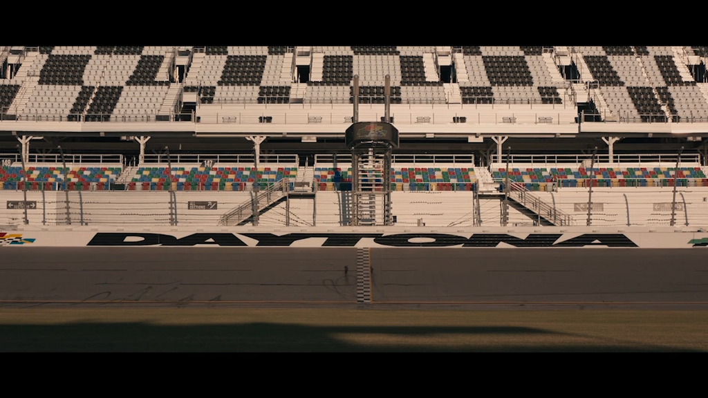 Daytona 500: Signing the Line - Commercial Film