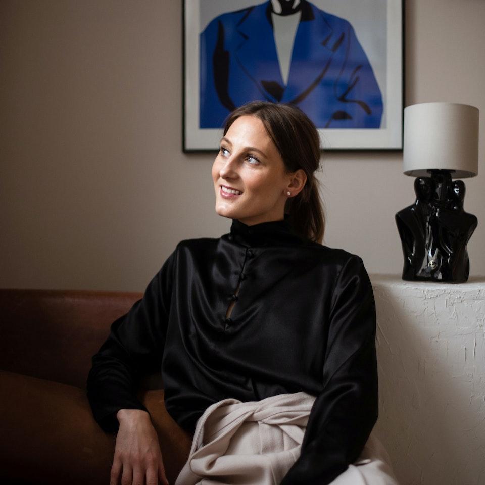 Maria Jose Contreras - Conversations - Hanna Fiedler