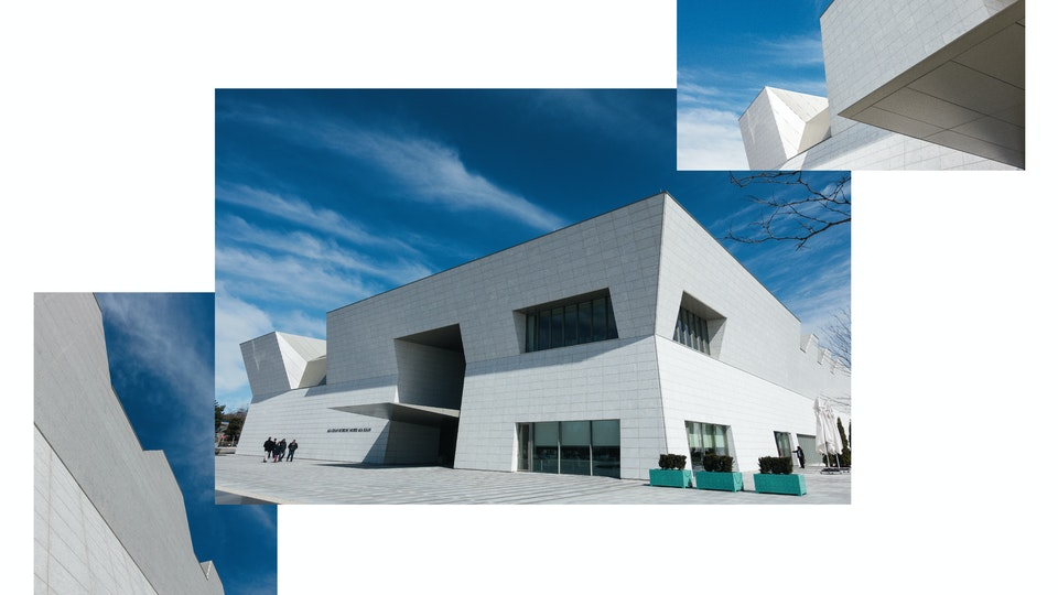 Aga Khan Museum: Book & Hat - Photos I took for the book - Shape & Form