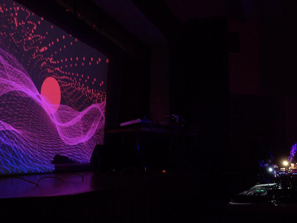 Toronto Sound Festival, 2018 (Visuals Set)