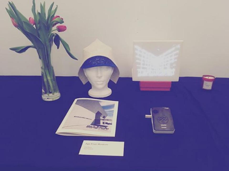 Aga Khan Museum: Book & Hat