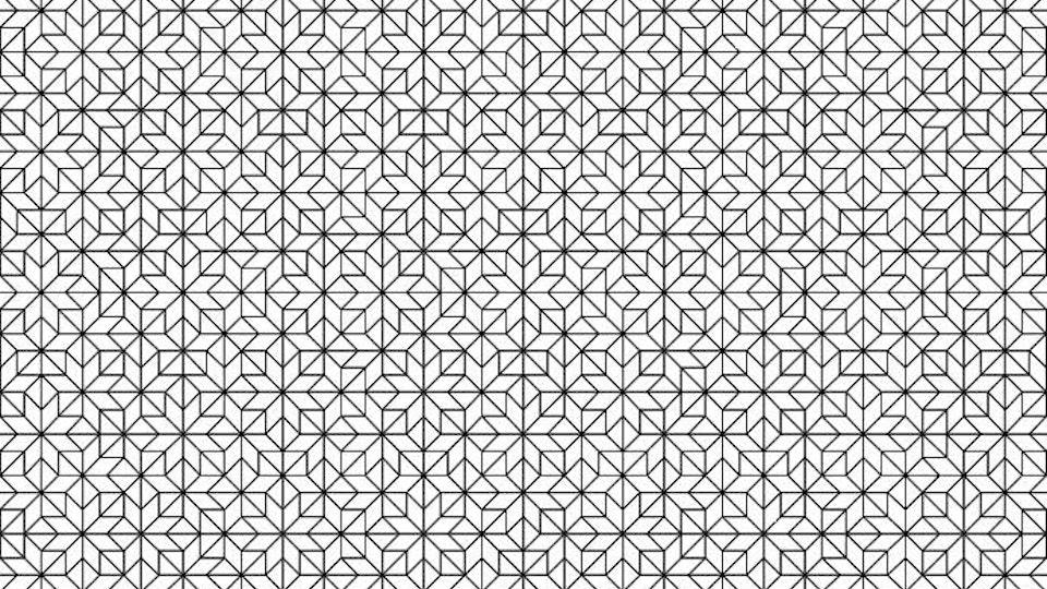 Aga Khan Museum: Book & Hat - Grid gi-qt-026 from Carsten Nicolai's book 'Grid Index'.