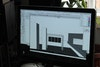FITC Signage 2014 - Step one - Design the layout and dimensions in sketchup.