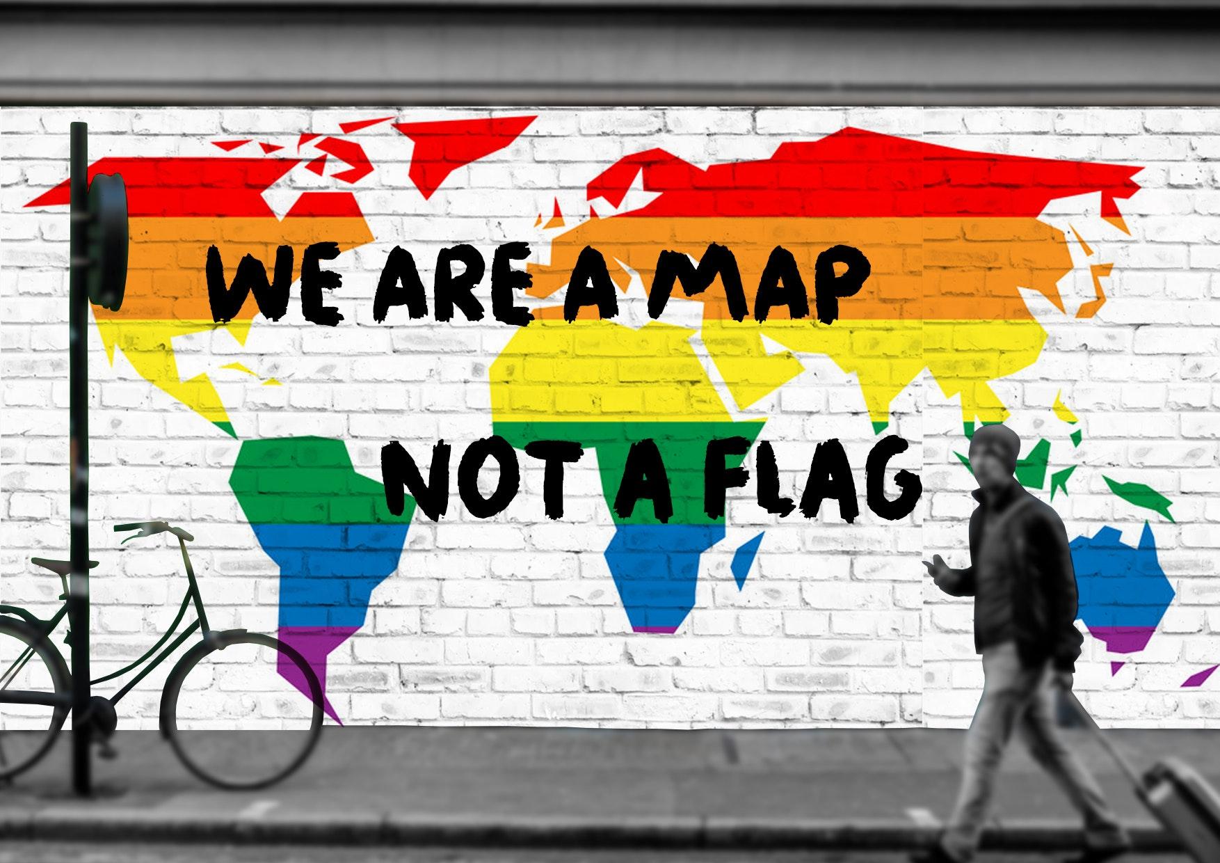 Alexandra Binding - LGBTQ_soho_poster