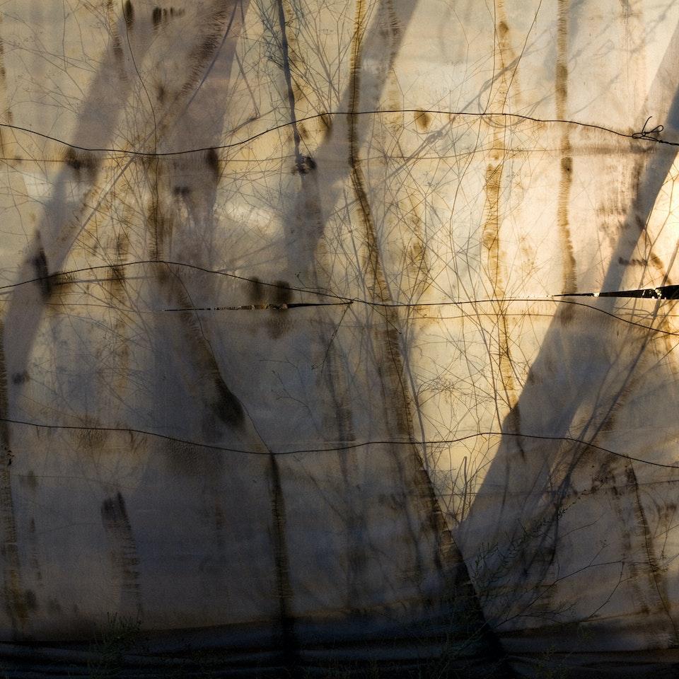 Violaine Chapallaz - ©Violaine Chapallaz Vissershut serie Marokko - Doorlicht